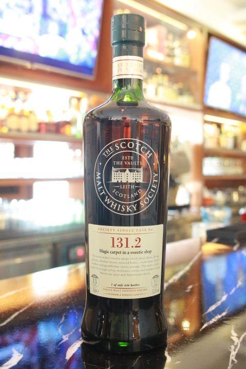 (現貨) SMWS 131.2 Hanyu 13 years 羽生 單桶原酒 13年 蘇格蘭威士忌協會 (700ml 55.1%)