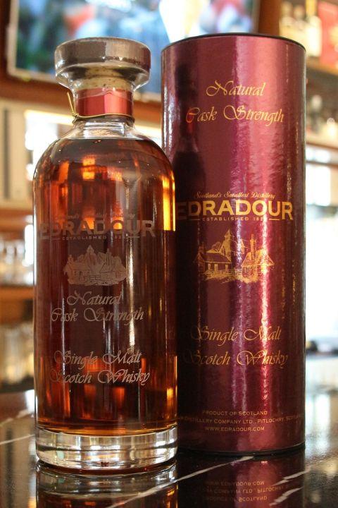 EDRADOUR 2000 Single Cask 艾德多爾 2000 雪莉單桶原酒 (700ml 57.7%)