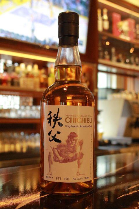 CHICHIBU Single Cask 秩父 相撲 單桶原酒 (700ml 63.2%)