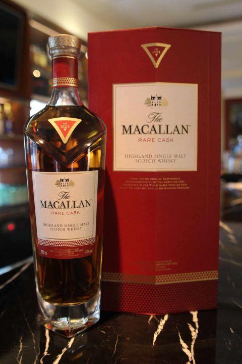 (現貨) Macallan Rare Cask  麥卡倫 奢想 (700ml 43%)