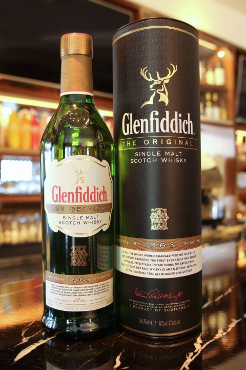 (現貨) Glenfiddich 1963 The Original 格蘭菲迪 1963 復刻板 (700ml 40%)