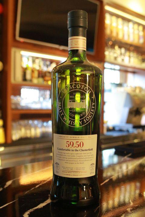 (現貨) SMWS 59.50 Teaninich 30 years 提安尼涅克 單桶原酒 30年 蘇格蘭威士忌協會 (700ml 54.9%)