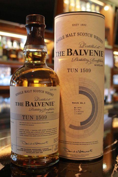 (現貨) The BALVENIE Tun 1509 Batch No.2 百富 1509 第二批次 (700ml 50.3%)