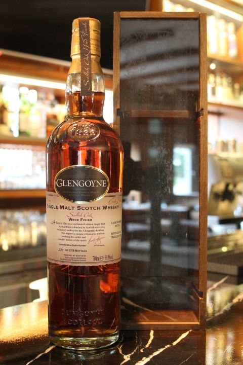 Glengoyne 21 years Single Cask 格蘭哥尼 21年 單桶 (700ml 59.9%)