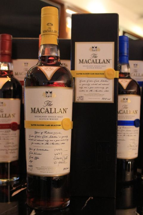 Macallan Easter Elchies Cask Selection 麥卡倫 莊園系列原酒 (700ml  52.3~59.7%)