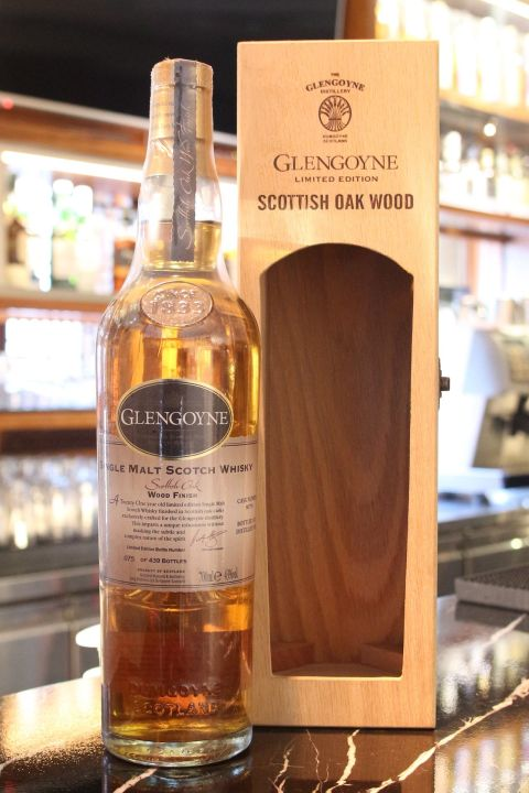(現貨) Glengoyne 21 years Single Cask 格蘭哥尼 21年 單桶 (700ml 43%)