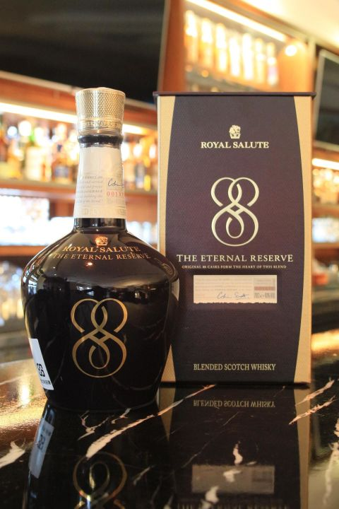 Royal Salute The Eternal Reserve 皇家禮炮 88木桶釀製 (700ml 40%)