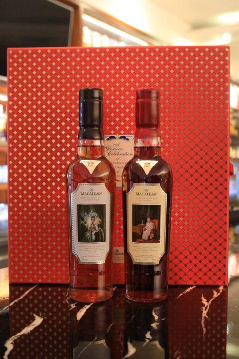 (現貨)Macallan The 60th Anniversary 麥卡倫 女皇加冕 限定版原酒 (350ml 55.7~58.1%)