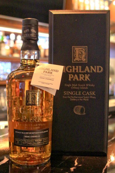 Highland Park 33 years Single Cask 高原騎士 33年 單桶 (700ml 48.1%)