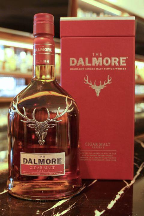 DALMORE Cigar Malt 大摩 雪茄三桶 單一純麥蘇格蘭威士忌 (700ml 44%)