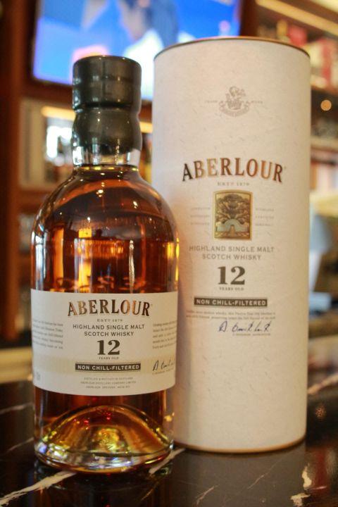 (現貨) Aberlour 12 years 亞伯樂 12年 非冷凝過濾 (700ml 48%)