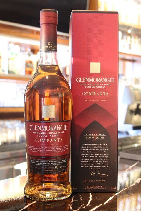 (現貨) GLENMORANGIE Companta Private Edition No.5 格蘭傑 私藏系列第五款 (700ml 46%)