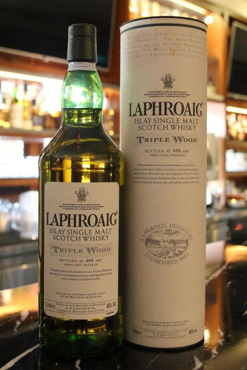 LAPHROAIG Triple Wood 拉佛格 三桶 (1000ml 48%)