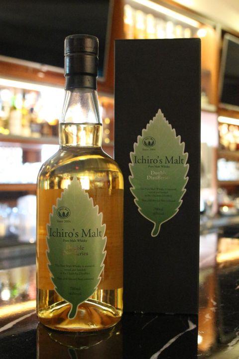 (現貨) CHICHIBU Ichiro's Malt Double Distilleries 秩父 綠葉 (700ml 46%)