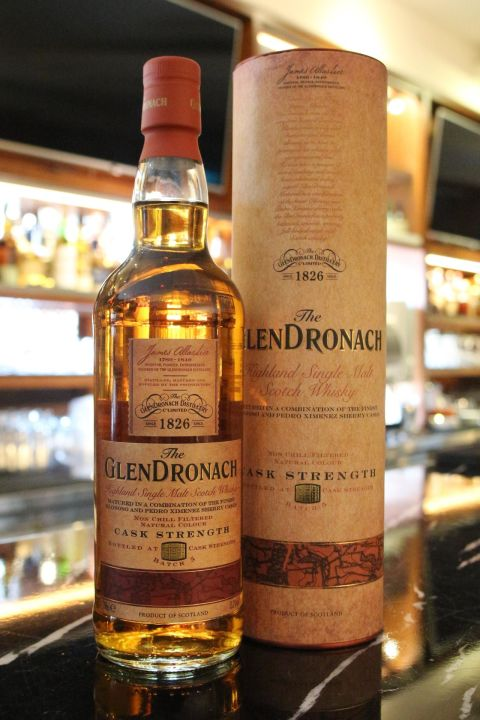 GLENDRONACH Batch No.5 Cask Strengh 格蘭多納 第五版 原酒 (700ml 55.3%)