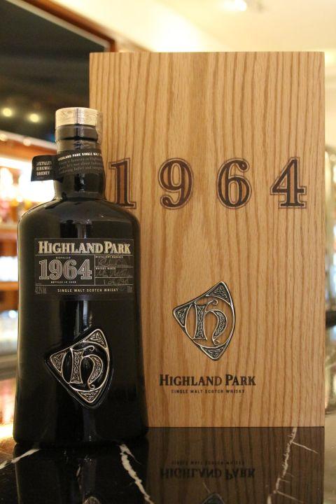 Highland Park 1964 Orcadian Vintage Series 高原騎士 1964 (700ml 42.2%)