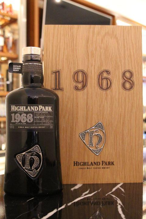 (現貨) Highland Park 1968 Orcadian Vintage Series 高原騎士 1968 (700ml 45.6%)