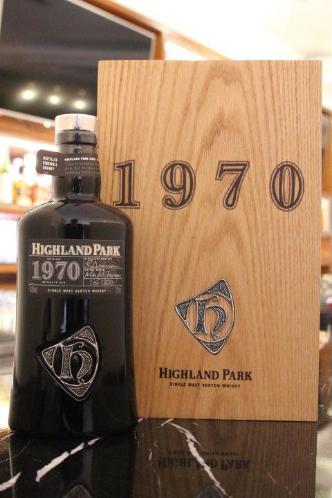 (現貨) Highland Park 1970 Orcadian Vintage Series 高原騎士 1970 (700ml 48%)