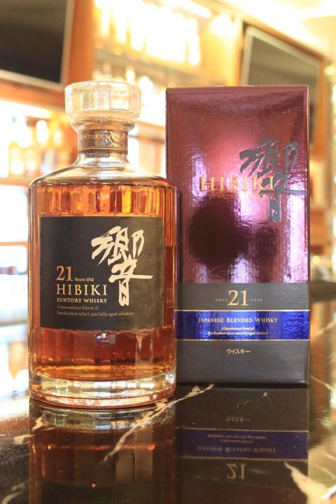 (現貨) HIBIKI 21 years 響 21年 (700ml 43%)