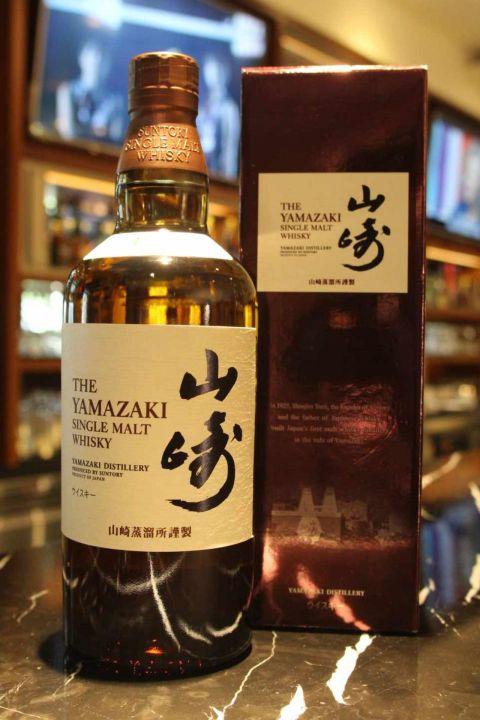 (現貨) Yamazaki Single Malt Whisky 新山崎 單一麥芽威士忌 (700ml 43%)