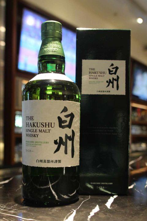 (現貨) Hakushu Single Malt Whisky 新白州 單一麥芽威士忌 (700ml 43%)