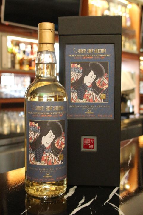 (現貨) Spirits Shops' Selection GLEN ORD Distillery 1997 東方命 第四版 格蘭歐德 1997 (700ml 49.9%)