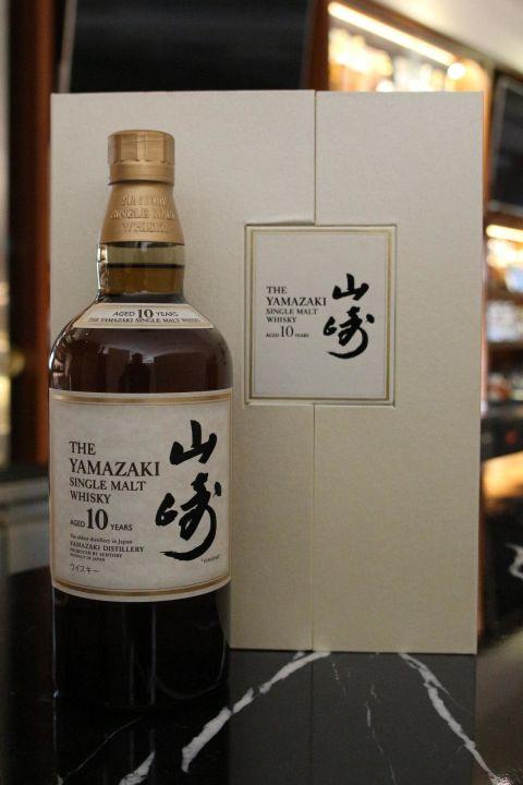 (現貨) Yamazaki 10 years 絕版 山崎 10年 禮盒版 (700ml 40%)