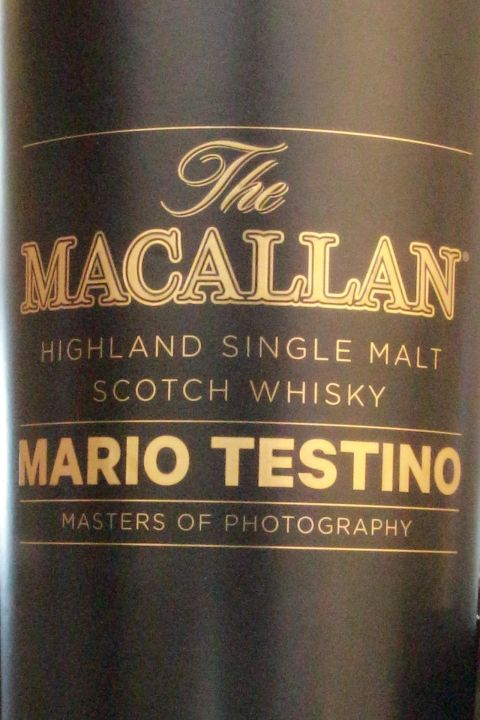 (現貨)Macallan Mario Testino Masters of Photography 麥卡倫 攝影大師系列 (700ml  46.6%)