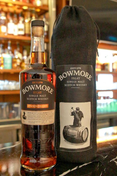 (現貨) Bowmore 1997 Distillery Edition No.1 波摩 1997 酒廠限定版原酒 第一版 (700ml 55.5%)