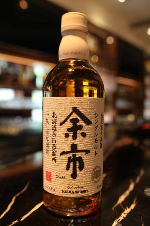 Nikka Yoichi Single Malt Whisky 余市 單一麥芽威士忌 (500ml 43%)