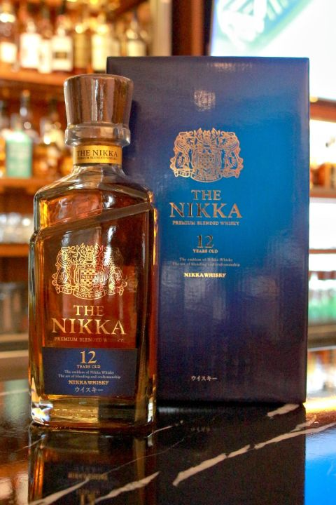 (現貨) The Nikka 12 years Premium Blended Whisky (700ml 43%)
