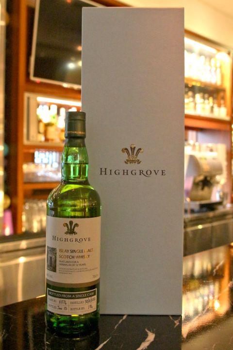 (現貨) LAPHROAIG Highgrove Single Cask 拉佛格 皇室限定版 12年 單桶 (700ml 46%)