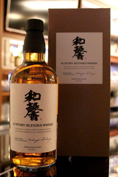 (現貨) Suntory Blended Whisky 三得利 和馨 工匠特調 威士忌 (700ml 43%)