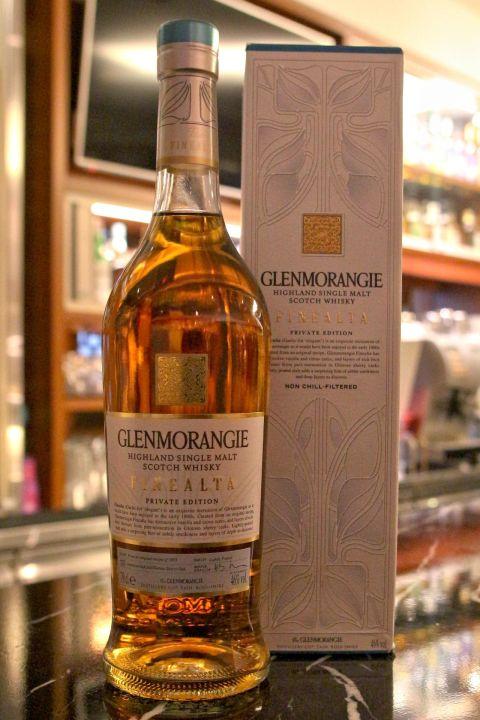 GLENMORANGIE Finealta Private Edition 格蘭傑 私藏系列第二款 (700ml 46%)