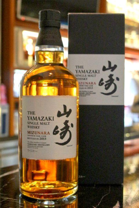 (現貨) Yamazaki Mizunara 2013 山崎 水楢桶 2013 (700ml 48%)