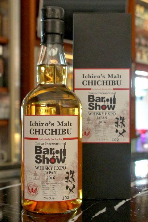 CHICHIBU Ichiro's Malt 2016 Whisky Expo Bar Show 秩父 2016 會場限定 (700ml 59.7%)