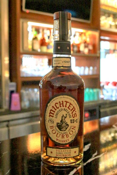 (現貨) Michter's US★1 Toasted Barrel Finish Bourbon 酩帝 薰桶波本 (700ml 45.7%)