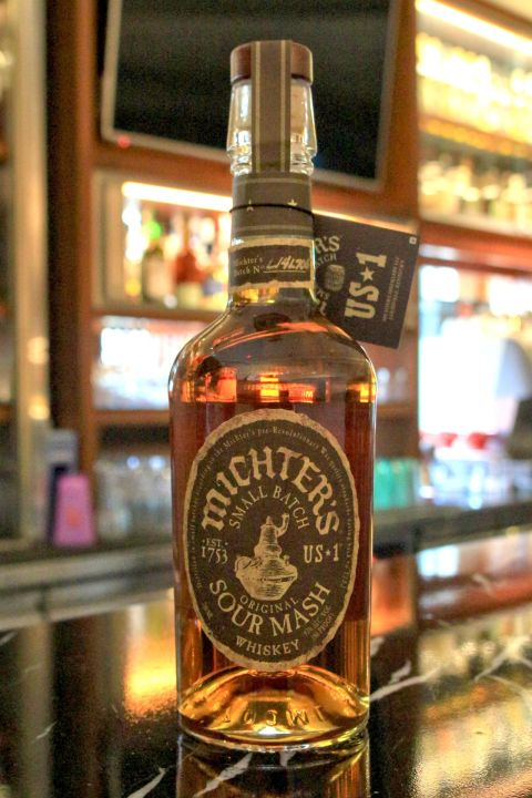 (現貨) Michter's US★1 Original Sour Mash Whisky 酩帝 酸麥芽威士忌 (700ml 43%)