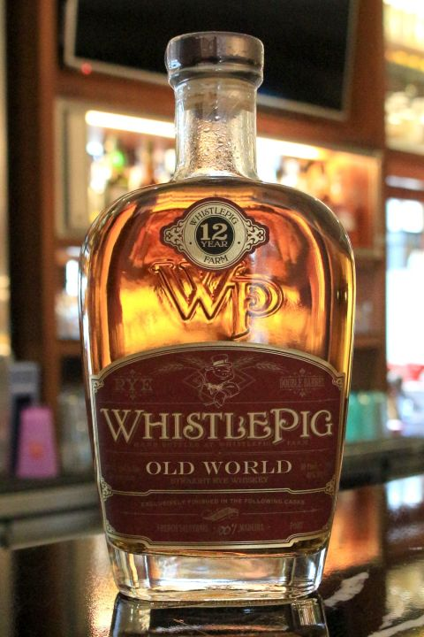 (現貨) WhistlePig 12 years Straight Rye Whisky Madeira Cask 口哨豬 12年 裸麥 馬德拉桶 (750ml 45%)