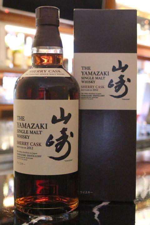 (現貨) Yamazaki 2012 Sherry Cask 山崎 2012 雪莉桶 (700ml 48%)