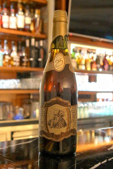 (現貨) Olde st. Nick 25 years Very Rare 奧爾德聖尼克 25年 稀有美國波本威士忌 (750ml 81.2 proof)