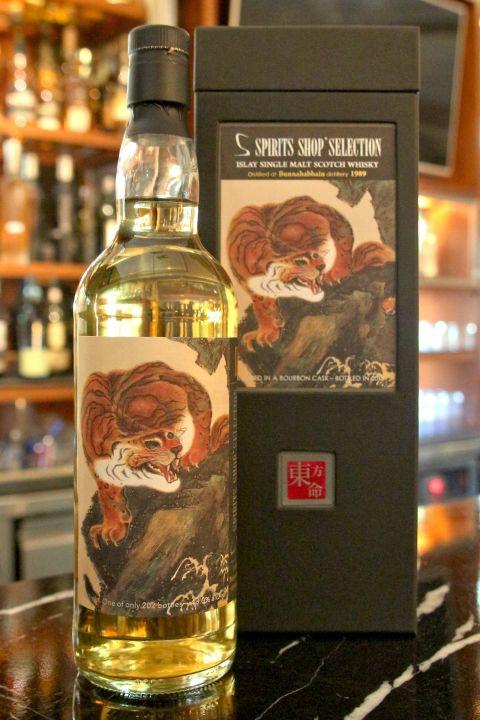 (現貨) Spirits Shops' Selection Bunnahabhain 1989 東方命 第五版 布納哈本 1989 (700ml 43%)