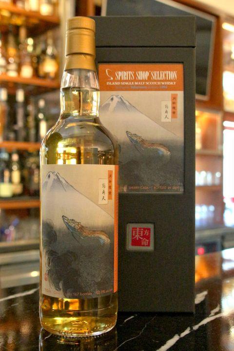 (現貨) Spirits Shops' Selection Tobermory 1994 東方命 第五版 托本莫瑞 1994 (700ml 50.9%)