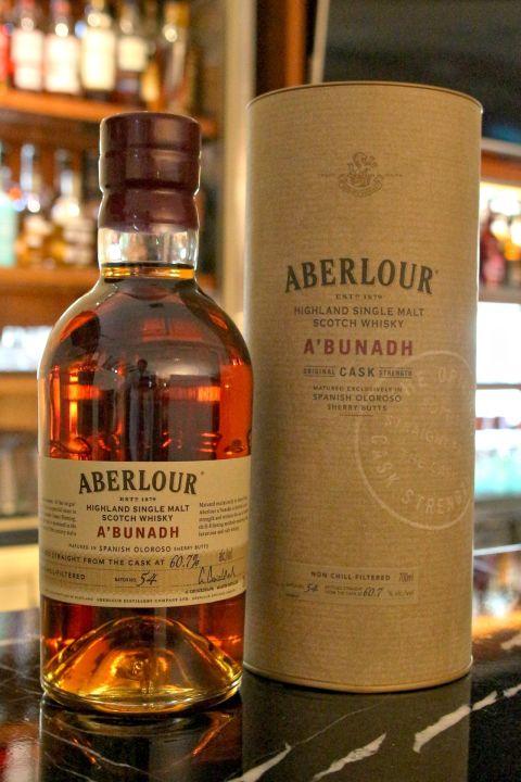 (現貨) Aberlour A'bunadh Batch 54 亞伯樂 雪莉桶原酒 第54批次 (700ml  60.7%)