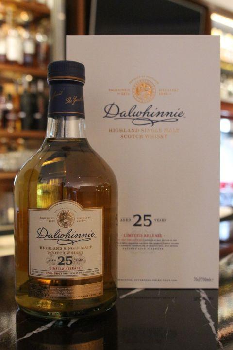 (現貨) DALWHINNIE 25 years Limited Release 達爾維尼 25年 (700ml 48.8%)