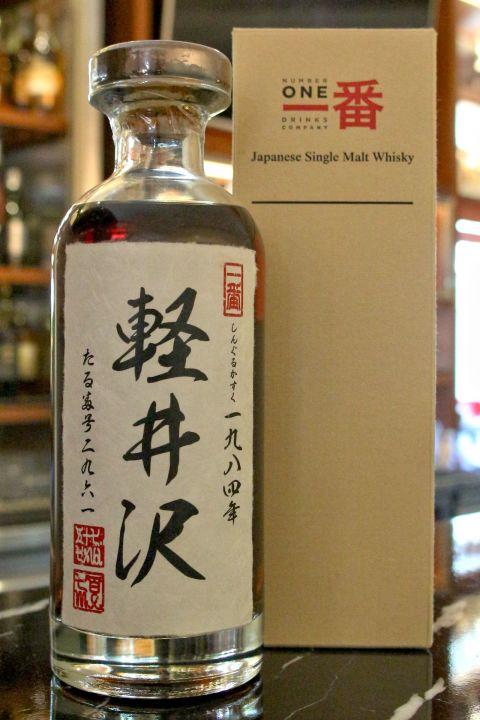 (現貨) Number One Karuizawa 1984 Single Cask 一番 輕井澤 單桶 宣紙 (700ml 57.7%)