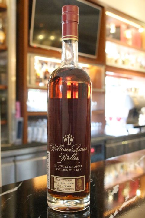 William Larue Weller Bourbon Whisky Limited Edition 美國經典限量波本威士忌 (750ml 68.1%)