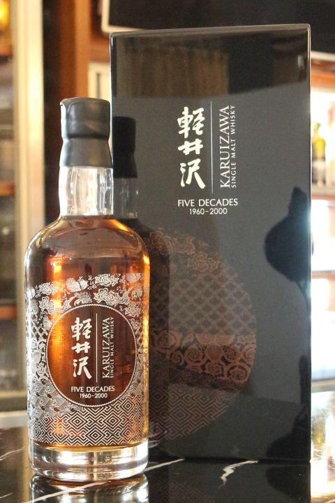 (現貨) Karuizawa 1960-2000 輕井澤 1960-2000 威士忌共和國 (700ml 61.4%)