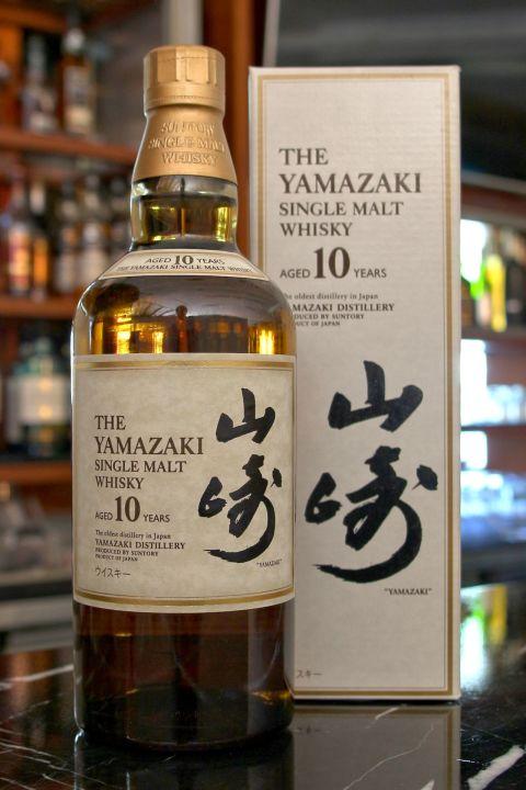 (現貨) Yamazaki 10 years 山崎 10年 絕版  (700ml 40%)