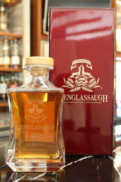 (現貨) Glenglassaugh 30(38) years 格蘭格拉索 30(38)年 單桶 (700ml 59.1%)